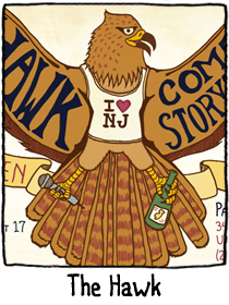 illustration-hawk